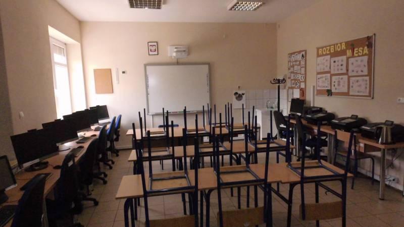 Pracownia sprzedawców Ośrodka Pozaszkolnych Form Kształcenia