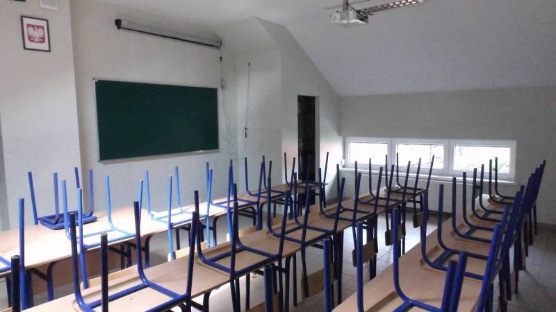 Pracownia ogólnozawodowa Ośrodka Pozaszkolnych Form Kształcenia